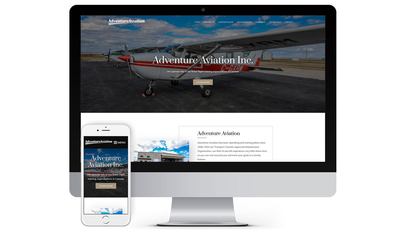 Adventure Aviation   Flight Training,